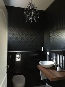 Toilette Schwarz Ablagerung : g ste wc schwarz klo g ste wc g ste toilette und g ste wc ideen ~ Eleganceandgraceweddings.com Haus und Dekorationen