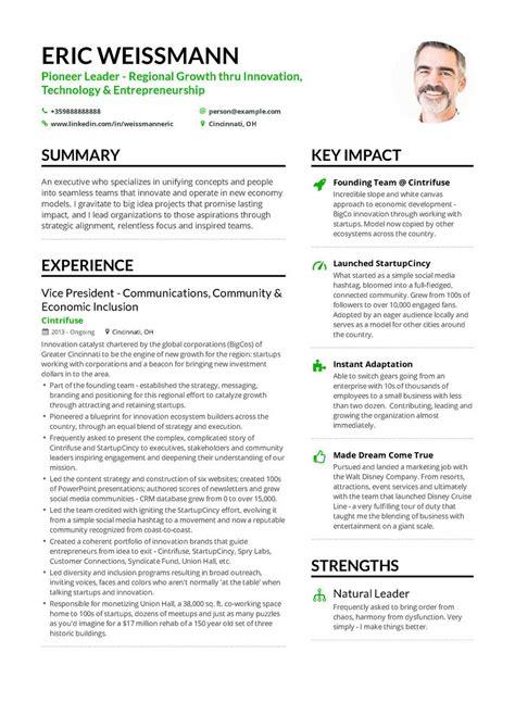 marketing resume   guide