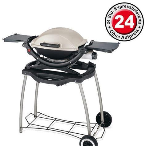 weber grill registrieren weber q 120 als gasgrill mit rollwagen 20028 grillarena