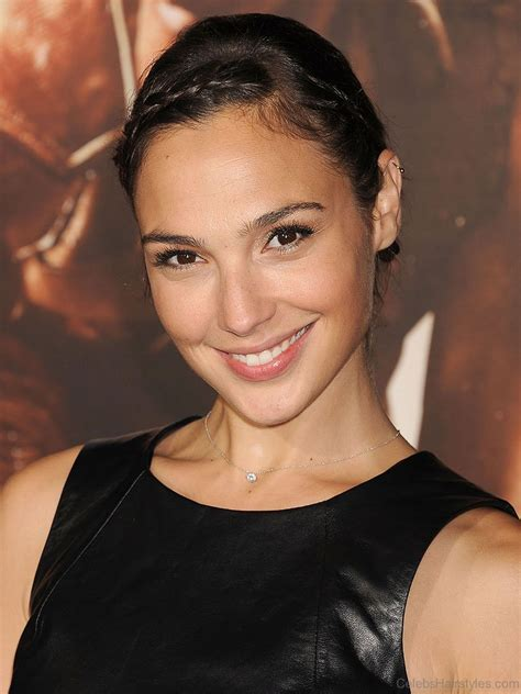 excellent hairstyles  gal gadot