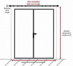 Comment Mesurer Une Fenetre : informations sur votre rideau sur mesure habille ta ~ Dailycaller-alerts.com Idées de Décoration