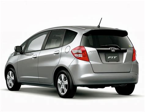 Honda Fit Cars Pictures