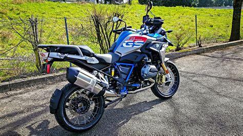bmw r1200gs rallye epic new bmw r1200gs rallye test ride and walk around