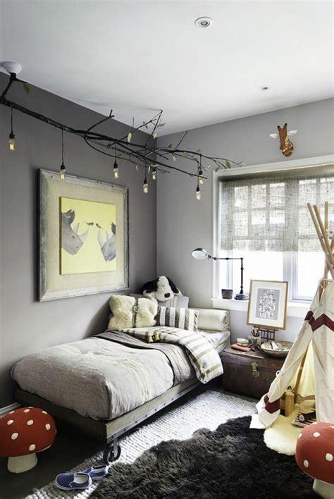 chambre fourrure nos astuces en photos pour peindre une pièce en deux