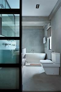 16 Ides Bton Pour Des Salles De Bain Design