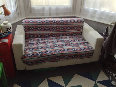 Re-cover Your Ikea Klobo Sofa