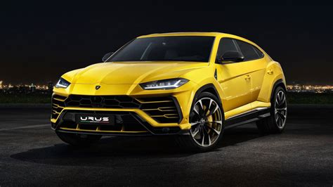 Lamborghini Urus Is The Worlds Fastest Suv Nurburgring