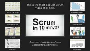 New Intro To Agile Scrum In Under 10 Minutes