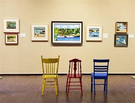 exhibition   acadia art gallery focuses