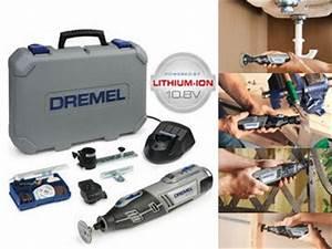 Dremel Sans Fil : dremel 8200 2 45 outil multi fonction sans fil 10 8v ~ Premium-room.com Idées de Décoration