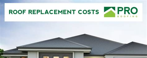 how much does roof replacement cost pro roofing brisbane