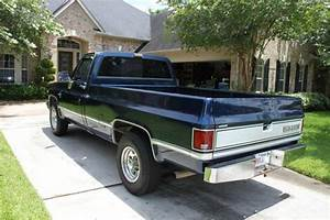 Purchase Used 1987 Chevrolet Chevy Silverado 2500 3  4 Ton With 454 In Houston  Texas  United States