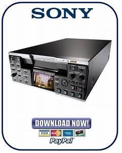 Sony Hvr-m25 Service Manual  U0026 Repair Guide