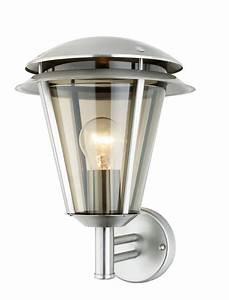 Led Wandlampe Mit Bewegungsmelder : au enlampe wandlampe au enleuchte edelstahl au enbeleuchtung led bewegungsmelder ebay ~ Markanthonyermac.com Haus und Dekorationen