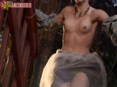 Naked Amanda Ward In Halloween Night