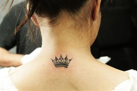 crown tattoo ideas  fit royalty styleoholic