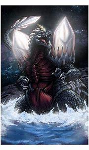Space Godzilla by mikegoesgeek on DeviantArt   Kaiju ...