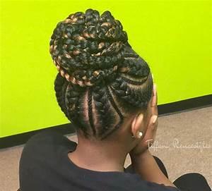 53 Goddess Braids Hairstyles - Tips on Getting Goddess ...