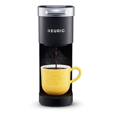 I clearly remember the first keurig coffee maker i brought home. Keurig ® K-Mini Single Serve K-Cup Pod® Coffee Maker | Bed Bath and Beyond Canada