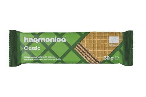 organic classic wafer snack 30g ekowarehouse