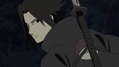 Naruto Follows Sasuke! The Anbu