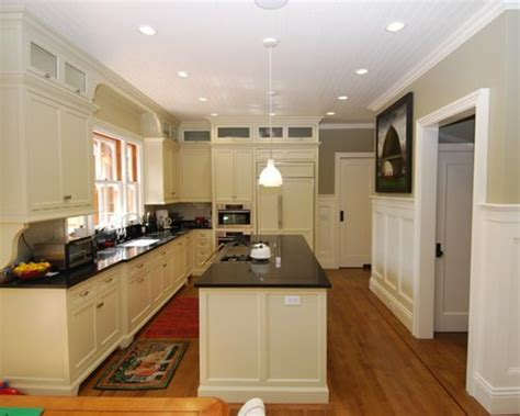 Wainscoting Kitchen  Houzz