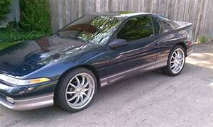 1990 Eagle Talon Tsi Awd 5 Speed Turbo Very Low Miles Plus