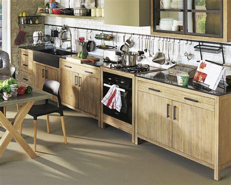 meuble bas cuisine avec plan de travail meuble de cuisine bas avec plan de travail de 110 cm à
