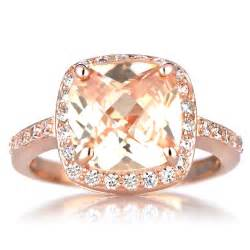 cushion engagement rings gold cushion cut engagement rings beautiful ring style ipunya