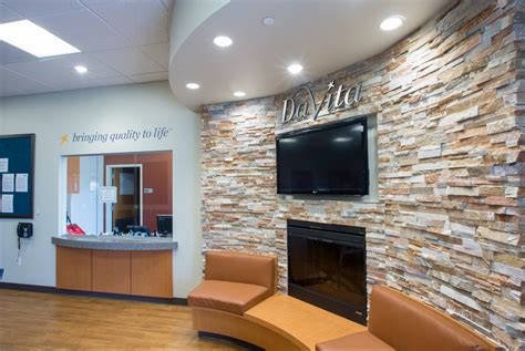 medical facility construction davita dialysis grass