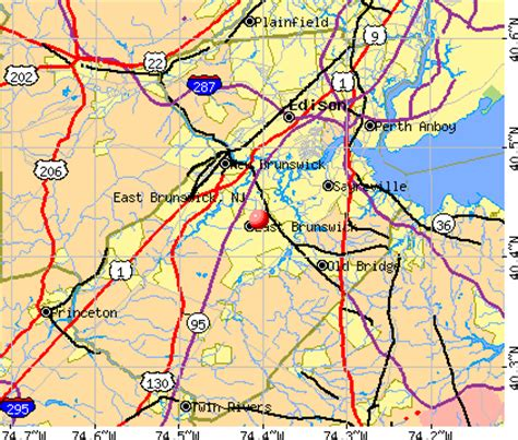 Resume Writing East Brunswick Nj by East Brunswick New Jersey Nj 08816 Profile Population Maps Real Estate Averages Homes