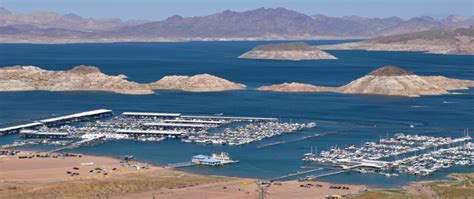 Lake Mohave Boat Slip Rentals by 403 Forbidden