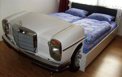 Cars Repurposed As Beds 20 times auto parts were repurposed into car furniture