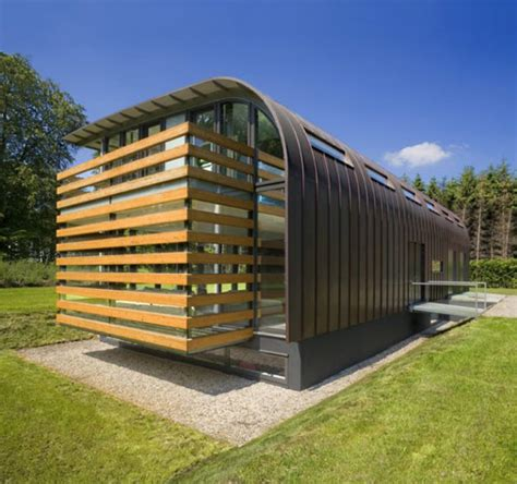 metal roof houses curved steel roof home by architects modern house designs