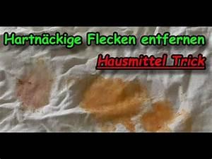 Flecken Auf Kleidung Entfernen : hartn ckige flecken mit hausmittel aus w sche entfernen fleck auf kleidung textilien ~ Markanthonyermac.com Haus und Dekorationen