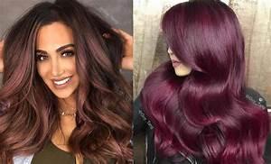 Couleur Cheveux Tendance 2017 : 50 magnifiques couleurs cheveux tendance 2017 coiffure ~ Melissatoandfro.com Idées de Décoration