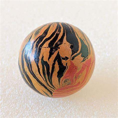 Gutta Percha - Old Rare Marbles