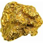Nugget Clipart Nuggets Golden Transparent Mining Oro