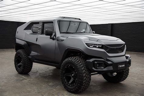 jeep tank military rezvani tank is an extreme jeep wrangler with 500 hp the