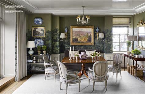 elegant  classic interiors  cathy kincaid blue  white home