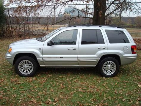 2004 jeep grand cherokee wheels purchase used 2004 jeep grand cherokee limited 4 7l v8 4wd