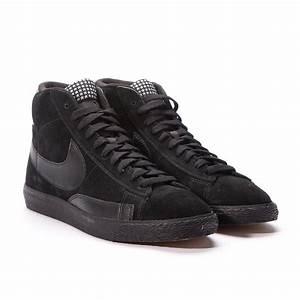 Nike Blazer Mid PRM Vintage (Black) 638261-016  Mid