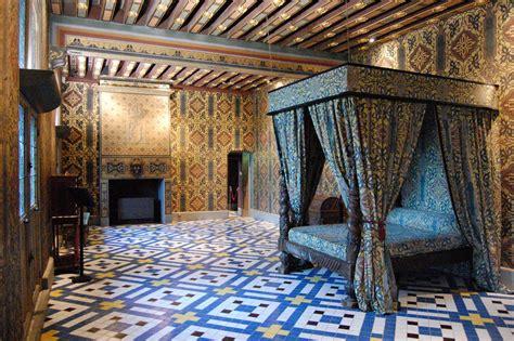 chambre au chateau château de blois un heureux mélange de styles