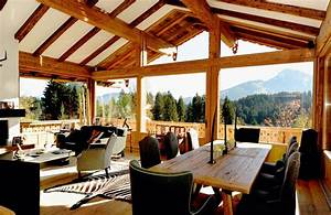 How to Decorate Your Home Like a Cozy Chalet House Photos