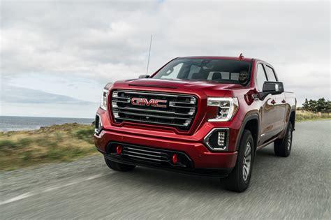 2019 gmc 3 4 ton truck gmc unveils 2019 at4