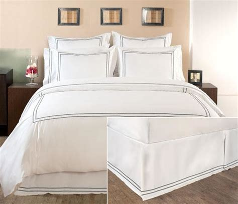 box pleat bed skirt embroidered box pleat bed skirt traditional bedskirts