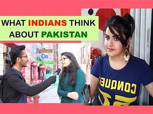 Indian Girl Reacts | What Indian People Think About ...