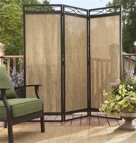 lowes a freestanding folding screen 70693 that s easy