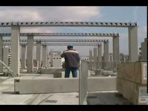 Deltabeam with Precast Concrete Structure   YouTube