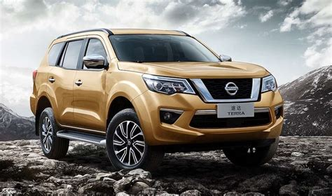 nissan terra suv launch price engine specs